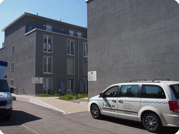 Aparthotel, Dättwil