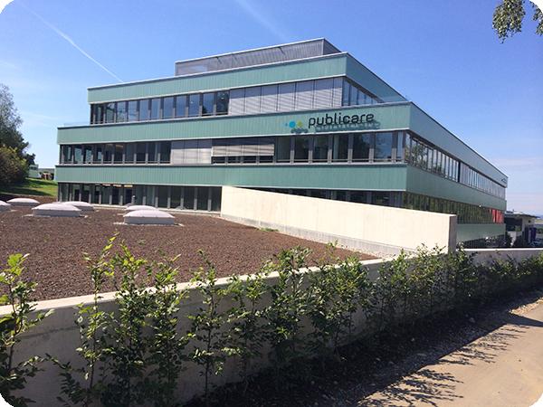 Publicare, Niederrohrdorf